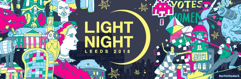 Light Night Leeds 2018 | Moda Living