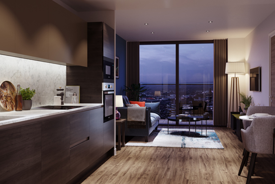 Rent an apartment in Manchester city centre | Moda Living ...