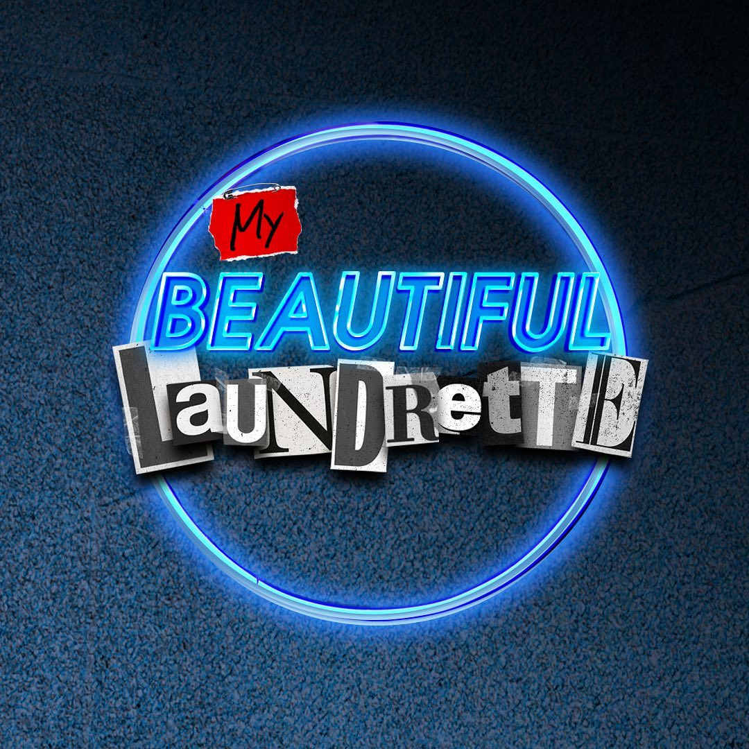 Image graphic for the show 'My Beautiful Laundrette'