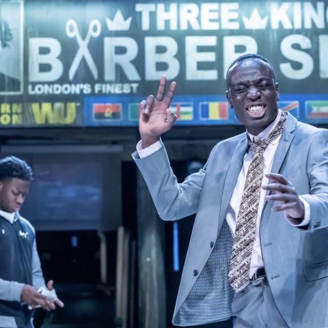 Image of performance 'Barbershop Chronicles'